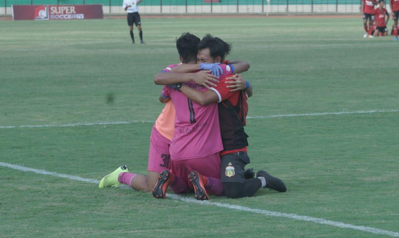 Kalahkan Bali United, Bhayangkara FC Genggam Tiket Final