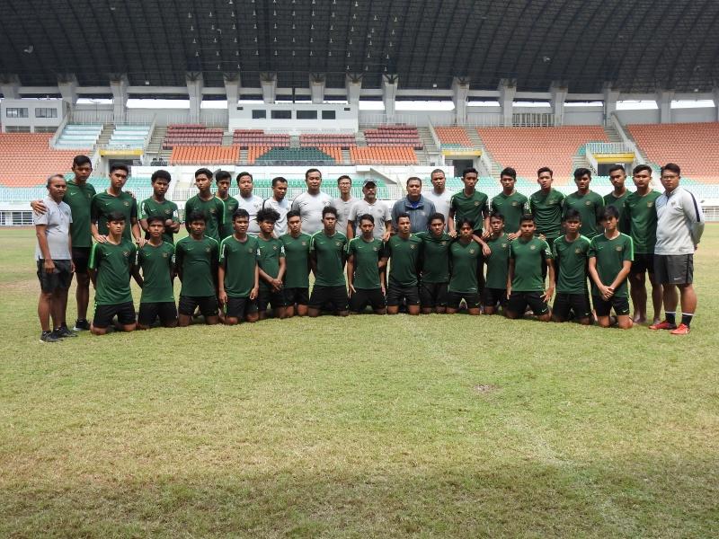 Progres Positif Pemain Timnas U19 di TC Bogor