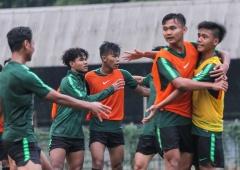 Timnas U19 Tiba di Surabaya