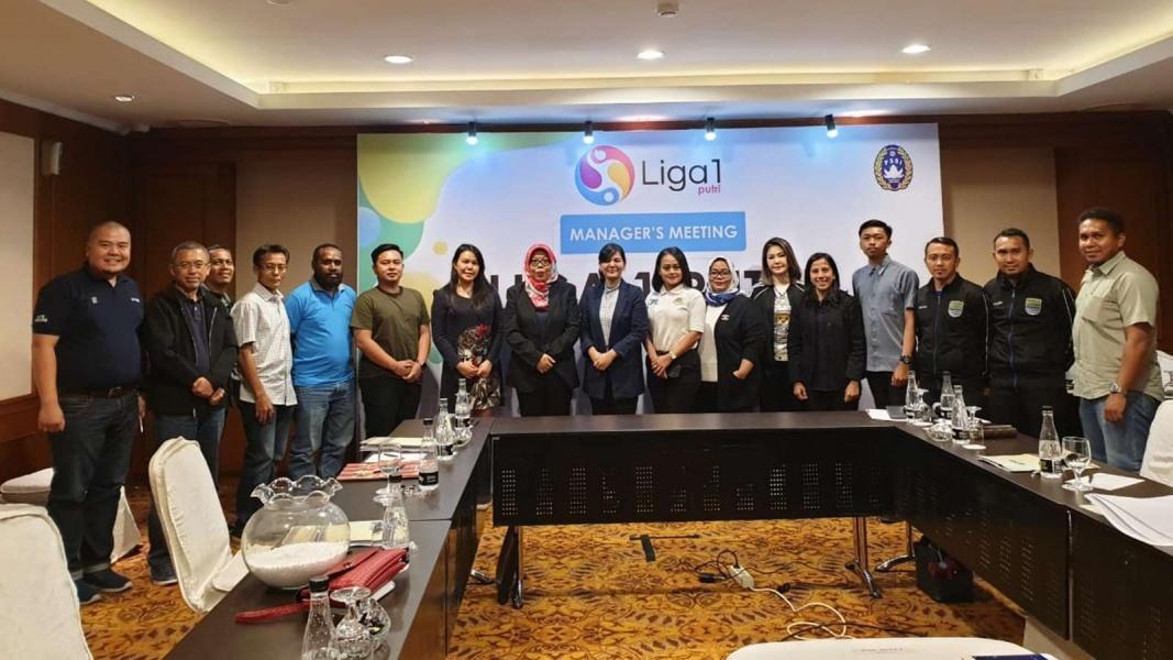 Kick Off Liga 1 Putri Dimulai 6 Oktober 2019