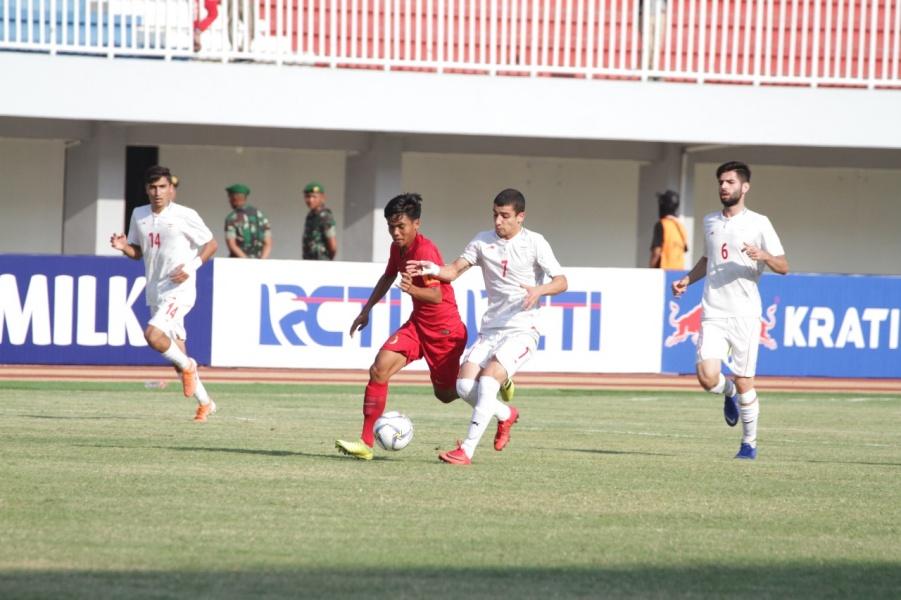 Timnas U19 Sukses Bangkit di Laga Kedua