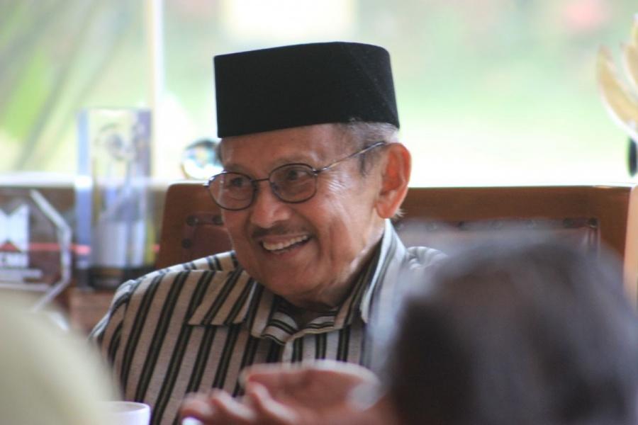 Selamat Jalan, Pak B J Habibie