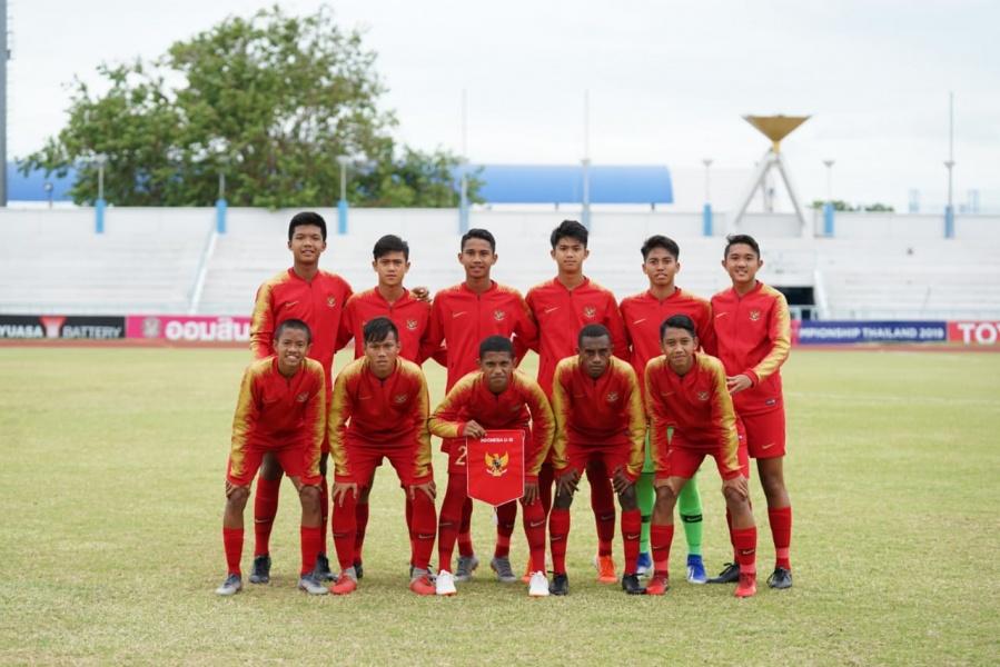 23 Pemain Timnas U16 Kualifikasi Piala AFC U16