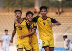 Kemenangan Pertama Brunei Darussalam