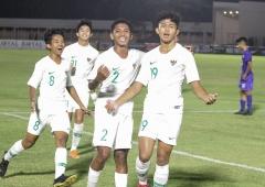 Start Manis Timnas U-16 di Kualifikasi Piala AFC