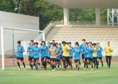 Shin Tae-yong Pimpin Latihan Perdana Timnas Indonesia