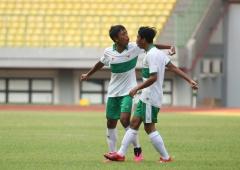 Timnas U-16 Kembali Raih Kemenangan di Laga Uji Coba