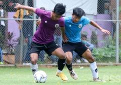 Shin Tae-yong Langsung Pimpin Latihan Timnas U-19