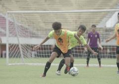 Timnas U-16 Memasuki Minggu Kedua TC di Yogyakarta
