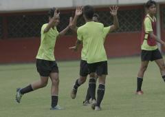 Timnas U-16 Membaik di Internal Game Kedua