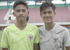 Asa Dua Pemain Terbaik Laga Terakhir Internal Game Timnas U-16