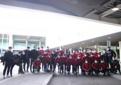 Timnas U-19 Tiba di Spanyol