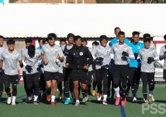 Pemulihan Kondisi Menu Latihan Perdana Timnas U-19 di Spanyol