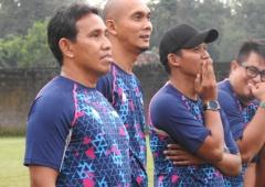 Timnas U16 Mantapkan Persiapan Uji Coba di TC Yogyakarta