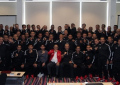 PSSI Selesaikan Referee Assessor Course