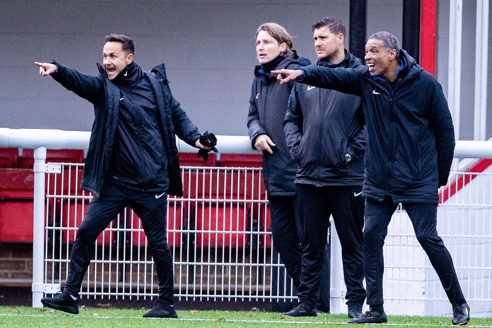 Lawan Juventus, Ajang Pembuktian Garuda Select