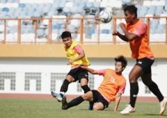 Peningkatan Stamina dan Fisik Pemain Seleksi U19