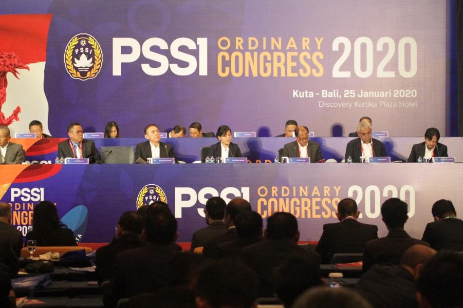PSSI Apresiasi Dukungan Pemerintah