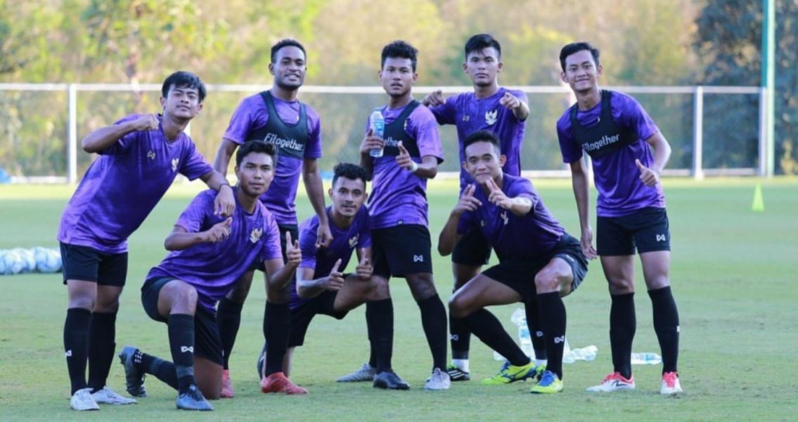 Timnas U19 Terus Berlatih Tingkatkan Fisik dan Stamina