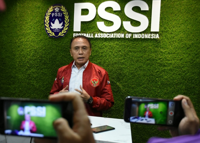 Ketum PSSI Apresiasi Timnas U-16 kembali TC di Bekasi