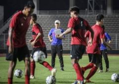 Latihan Perdana Timnas Indonesia Alami Perubahan