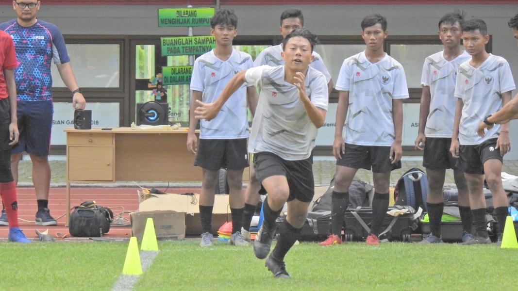 Timnas U-16 TC di Bekasi, PSSI Terapkan Protokol Kesehatan Ketat