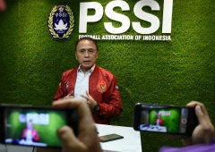 Ketum PSSI: Publik Indonesia Menanti Shin Tae-yong Kembali ke Indonesia