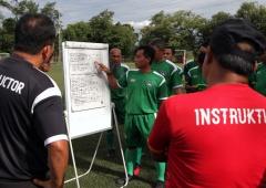 96 Pelatih Selesaikan Modul Terakhir Lisensi B PSSI