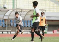 Perubahan Program Pemusatan Latihan Timnas U16