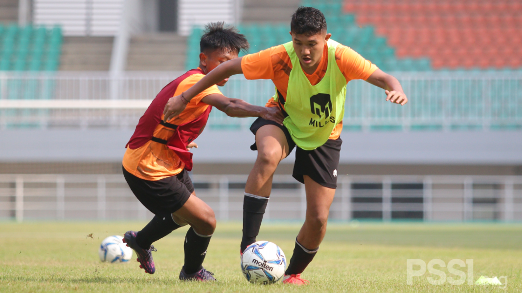 Timnas U-16 Terus Diasah Kemampuannya