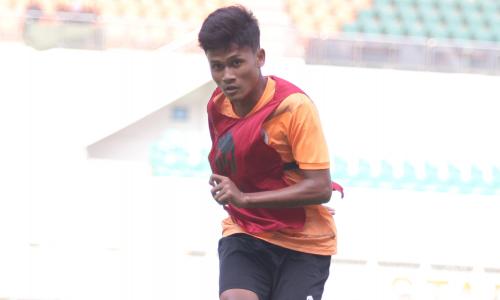 Aditiya Daffa Al Haqi Merajut Mimpi Bersama Timnas U-16