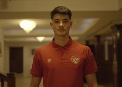 Elkan Baggott Bahagia Kembali Bergabung dengan Timnas U-19