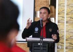 Ketua Umum PSSI Lepas Timnas U-16 ke UEA