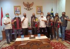 PT LIB Lakukan Koordinasi dengan Satgas Antimafia Bola