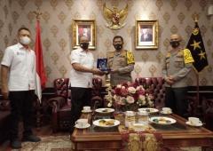 Polda Metro Jaya Berikan Dukungan Penuh Untuk Liga 1