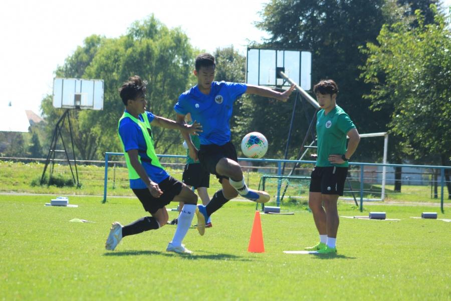 Timnas U-19 Jalani Recovery Training