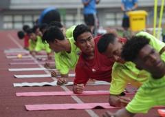 Timnas U-16 Kembali Menggelar Pemusatan Latihan