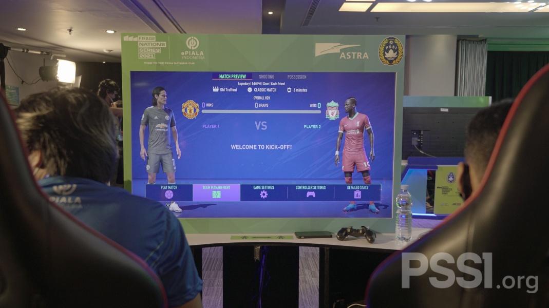 Turnamen ePiala Indonesia 2021 Dimulai