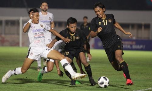 Timnas Indonesia Pastikan Uji Coba dengan Oman