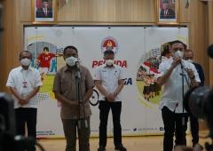 Bertemu Menpora, PSSI Laporkan Rencana Persiapan Liga 1