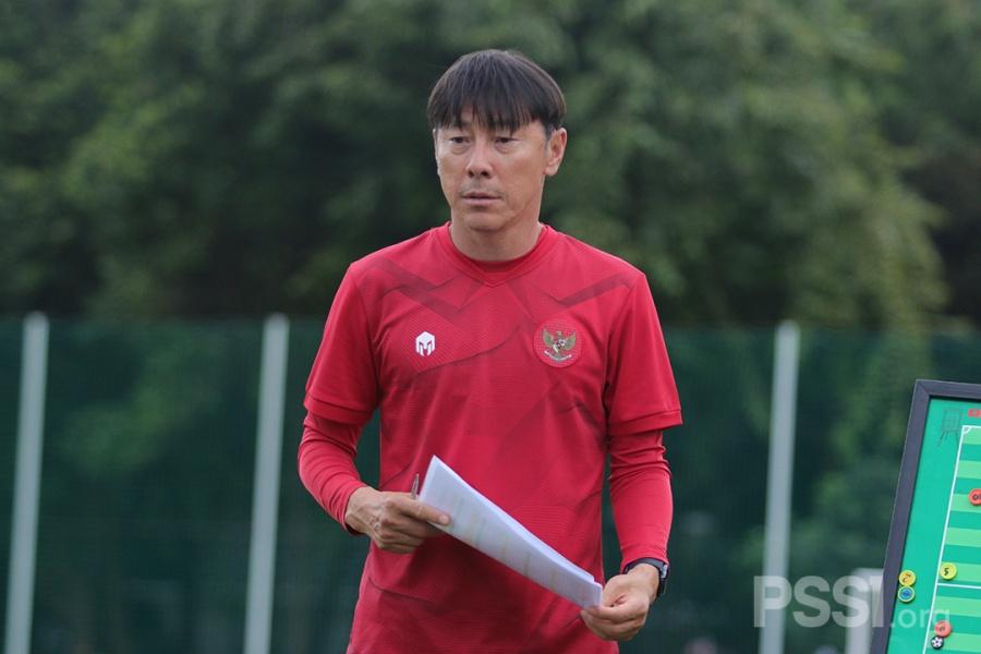 36 Pemain Timnas dalam Laga Lawan Taiwan, Pembuktian Shin Tae-yong | sportskimagazin.com