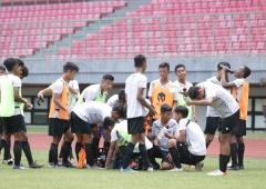 Pemusatan Latihan Timnas U-18 Dimulai di Jakarta