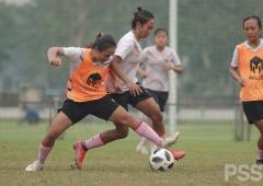 Timnas Wanita Mulai Persiapan Jelang Mengikuti Kualifikasi Piala Asia