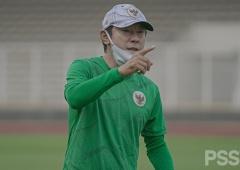 Shin Tae-yong Berikan Menu Fisik di Latihan Perdana Timnas U-18