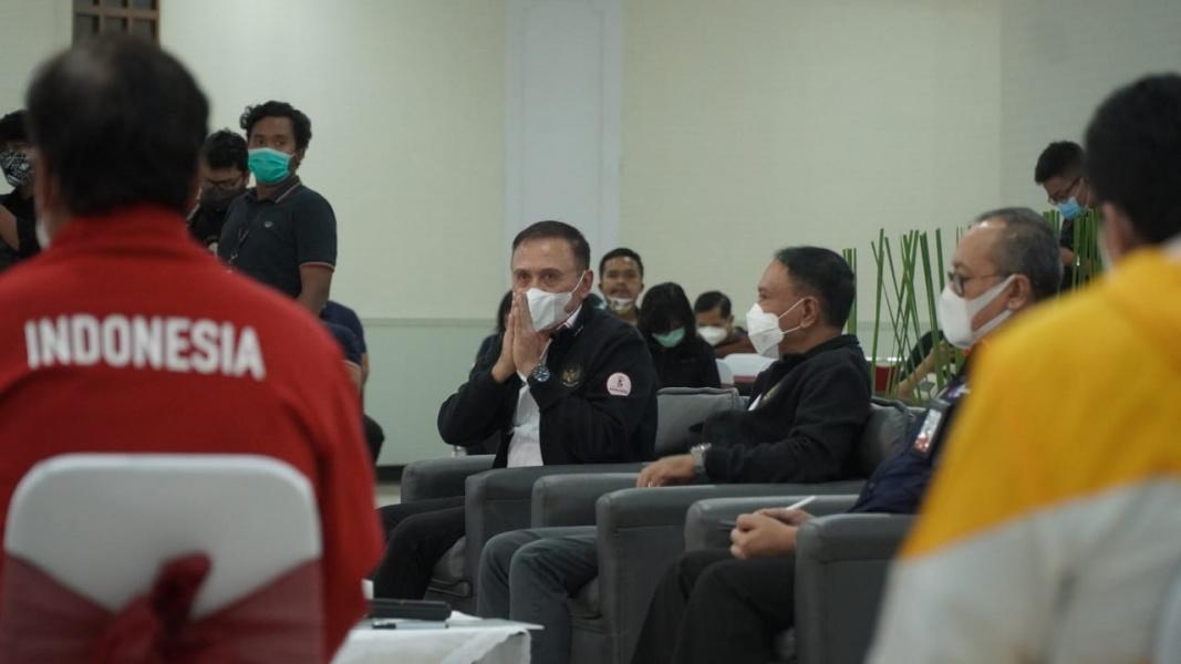 PSSI dan PT LIB Siap Gelar Pramusim dengan Prokes Ketat