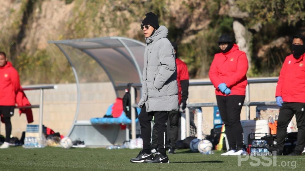 Tiga Pekan di Spanyol, Timnas U-19  Tunjukkan Perkembangan Positif