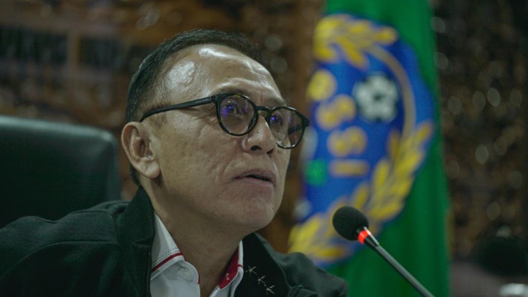 Ketum PSSI Nyatakan Timnas Indonesia Terus Berproses