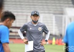 Shin Tae-yong Positif Covid-19