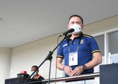 Pembukaan Piala Menpora 2021 Berjalan Lancar