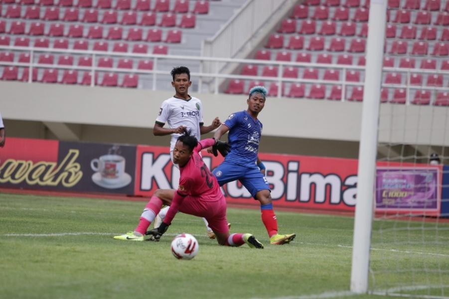 Penjelasan PSSI Terkait Siaran Diacak Pada Piala Menpora 2021